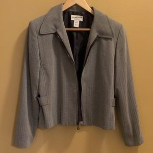 Vintage Pendleton Wool  Zip Jacket